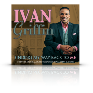 Ivan Griffin : Finding My Way Back To Me (CD)