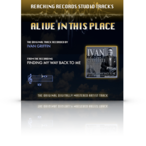 Ivan Griffin : Alive In This Place Instrumental Track (MP3)